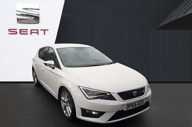 SEAT New Leon 2.0 TDi FR (184 PS) 5-Door Hatchback